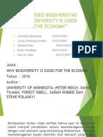 Review Video Biodiversitas
