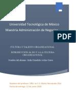ENTREGABLE 1_ INTRODUCCIÓN AL DO Y A LA CULTURA ORGANIZACIONAL _ IEAG