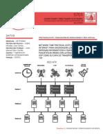 Practica 4 - Protocolo NTP, traducción de direcciones y red virtual