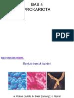 BAB 4.Prokariota