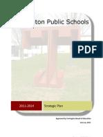 Torrington Public Schools Strategic Plan