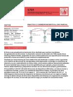 Practica 2 - Enrutamiento Estatico IPV6