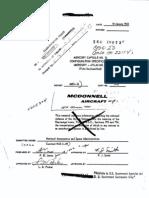 Mercury Capsule No. 16 Configuration Specification MA-8