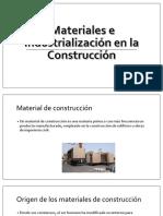 industrialización en la construcción