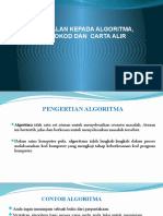 2.0 Algoritma Pseudokod Carta Alir