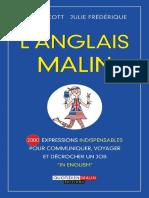 Books L'Anglais+Malin +2+000+Expressi+-+Julie+Frederique