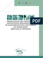 Disposition Reglementaires Radioprotection Medicale Et Dentaire Octobre 2016