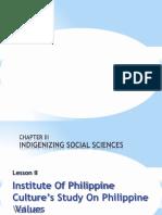 institute of philippine culture