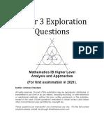 Paper 3 Exploration Questions All v5