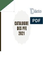 Catalogue Didactico