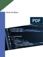 Bases de Datos (B) (Material Didáctico)