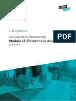 Guía didáctica_ Entornos de Desarrollo