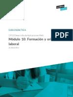 Guía Didáctica_ Formación y orientación laboral
