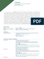 Currículo do Sistema de Currículos Lattes (Eduardo De-Carli)