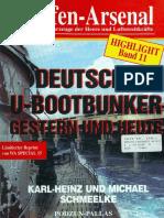 WAHL11 - Deutsche U-Bootbunker Gestern und Heute