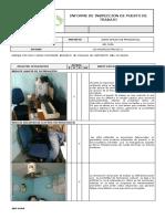 Inspeccion Ergonomica - Aer Providencia El Embrujo