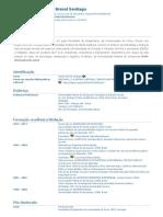Currículo do Sistema de Currículos Lattes (Sandro Breval Santiago)