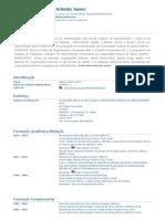 Currículo do Sistema de Currículos Lattes (Salezio Schmitz Junior)