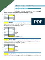 03 CLASE 1 - INTERES SIMPLE - 10 ejercicios propuestos