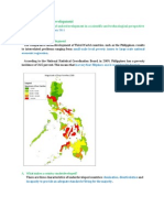 On National (Under)Development - Conceptual Outline