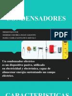 Exposicion Condensadores