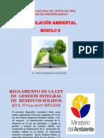 LEGISLACION AMBIENTAL SEM 16 MOD3