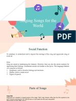 Song PPT