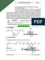 TP n° 4 (Etude du frottement statique)