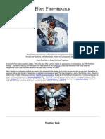Hopi Prophecy