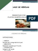 CUIDADO HERIDAS