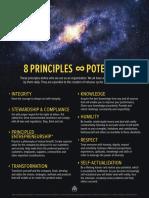 Koch MBM Guiding Principles