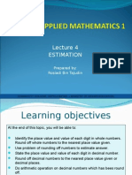 Applied Mathematics - Slide 4