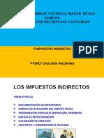Semana 9-10-11 Impuestos Indirectos 2020_II
