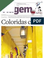 Suplemento Viagem - Jornal O Estado de S. Paulo - Cartagena de Indias - 20110222