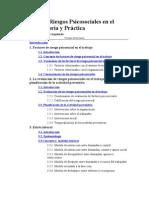 Manual de Riesgos Psicosociales en el trabajo