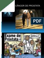 palestra cancer de prostata