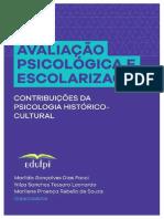 Avaliacao e Psicologia Da Escolarizacao (1)