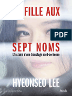 La Fille aux sept noms - Hyeonseo Lee