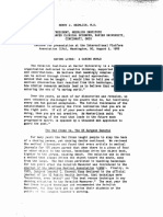 Text of my father's August 2, 1989 speech at the International Platform Association (IPA) annual meeting, Washington, DC