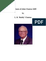 Descendants of John Clanton 1609 [979] 7th edition (February 20, 2011)