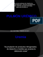 PULMON UREMICO