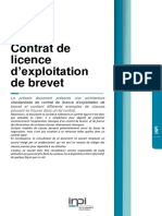 2. Contrat de Licence Dexploitation (1)