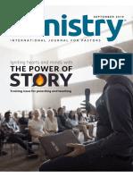 Ministry - Storytelling