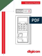 MCANET_II Manual
