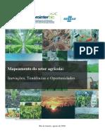 Mapeamento do Setor Agricola - Sebrae RJ