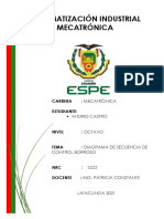 Diagrama de secuencia de control borroso_Andres Castro