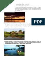 Turismo en Delta Amacuro