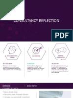 reflection senior consultancy fy21
