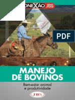 Manejo de Bovinos Bem Estar Animal PDF