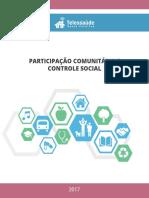 Apostila_participação comunitária_Núcleo Telessaúde SC UFSC